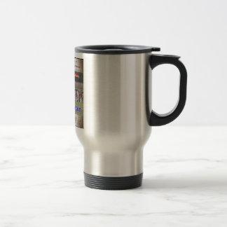 Taza de café de la revolución americana