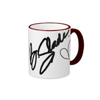 Taza de café de la serie de la firma de B.Slade