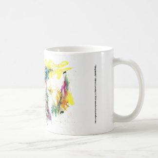 """Taza de café de la """"singularidad"""""""