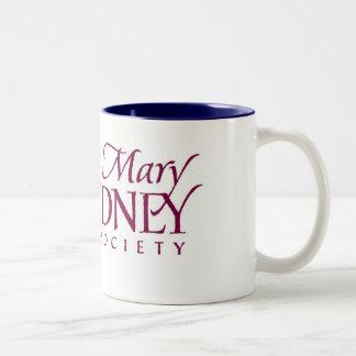 Taza de café de la sociedad de Maria Sidney