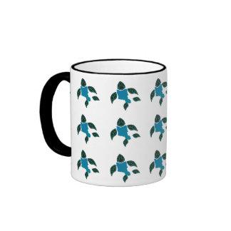 Taza de café de la tortuga de Hawaii Oahu
