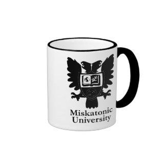 Taza de café de la universidad de Miskatonic