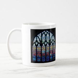Taza de café de la ventana de Robinson