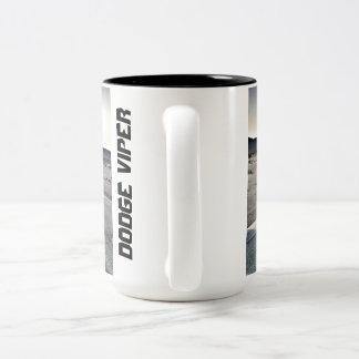 Taza de café de la víbora de Dodger