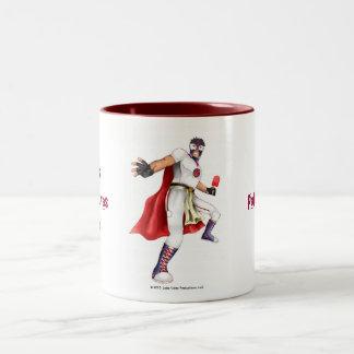 Taza de café de Las Aventuras de Paleta Man