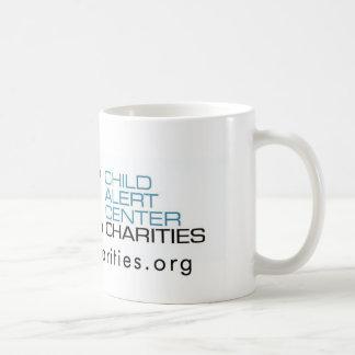 Taza de café de las CAC-Caridades