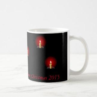 Taza de café de las Felices Navidad 2015