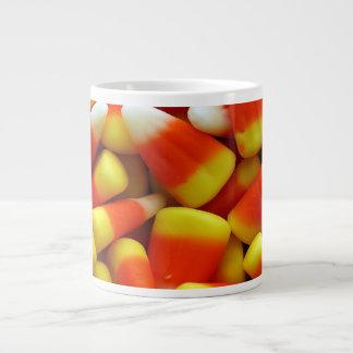 Taza de café de las pastillas de caramelo taza grande