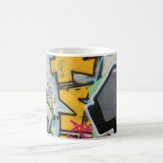 Taza de café de las pintadas