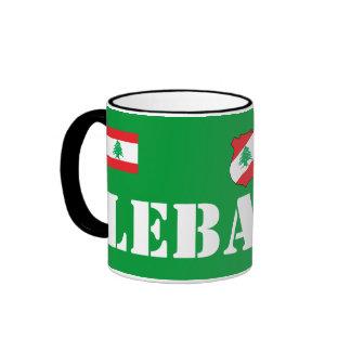 Taza de café de Lebanon*
