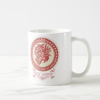 Taza de café de Leo