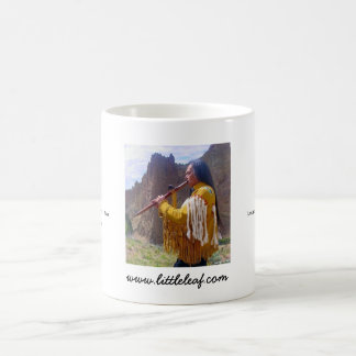 Taza de café de Littleleaf