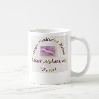 Taza de café de los afganos de JMark