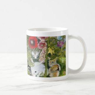 Taza de café de los ATISBADORES de PRIMAVERA por