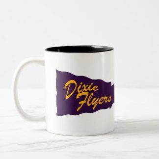 Taza de café de los aviadores de Dixie