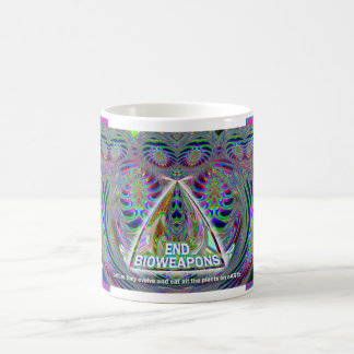 Taza de café de los BIOWEAPONS del FINAL