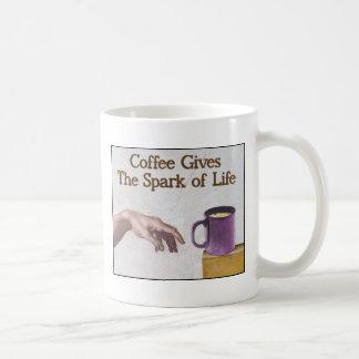 taza de café de los genises
