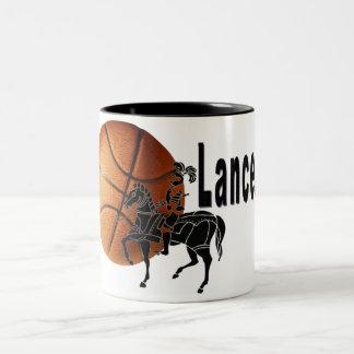 Taza de café de los lanceros