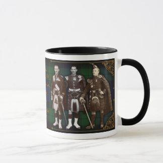 Taza de café de los montañeses