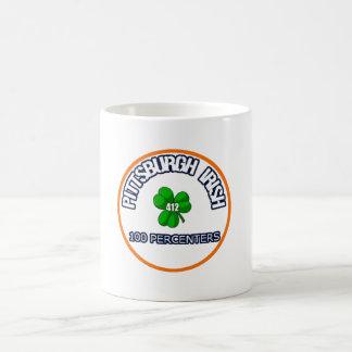 Taza de café de los percenters del irlandés 100 de