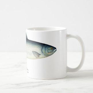 Taza de café de los pescados del Sockeye/de los