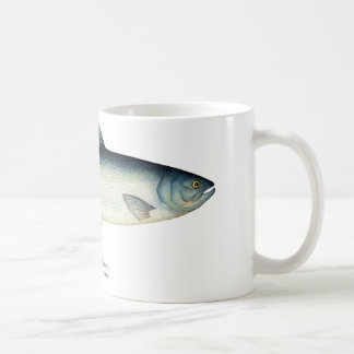 Taza de café de los pescados del Sockeye/de los sa