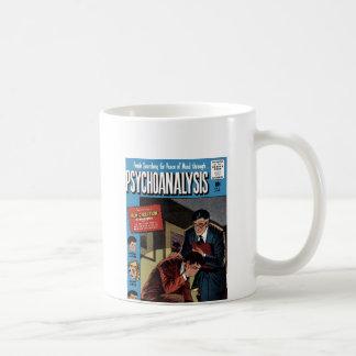 Taza de café de los tebeos #2 del psicoanálisis