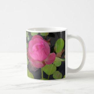 Taza de café de Lotus