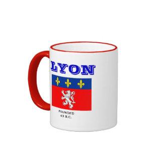Taza de café de Lyon