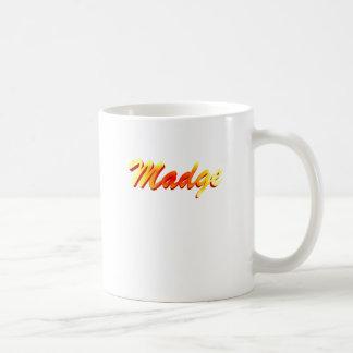 Taza de café de Madge