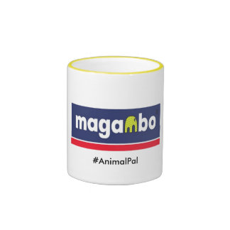 Taza de café de Magambo AnimalPal