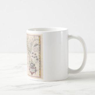 Taza de café de Magellan