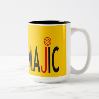 Taza de café de MAJIC