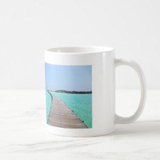 Taza de café de Maldivas