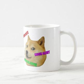 ¡Taza de café de Meme del dux!