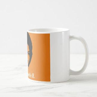 Taza de café de Michelle O. Ceramic del club, nara