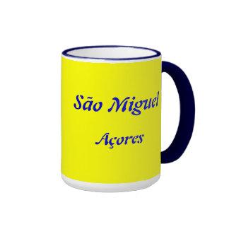Taza de café de Miguel del sao