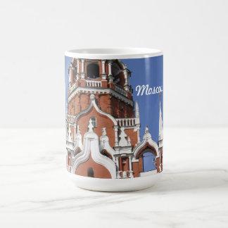 Taza de café de Moscú