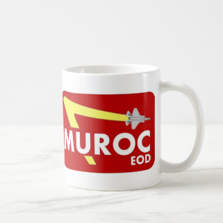 Taza de café de Muroc EOD MasterBadge