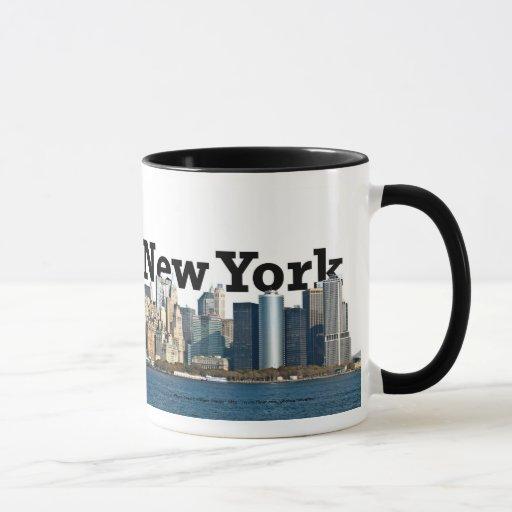 Taza de café de Nueva York