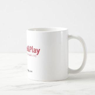 Taza de café de P&P