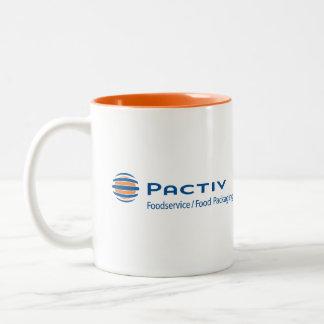 Taza de café de Pactiv