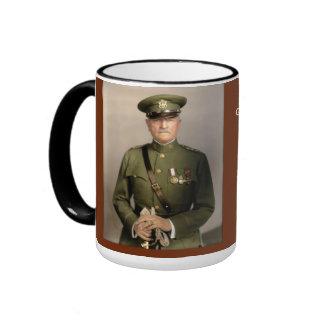 Taza de café de Pershing de la veintiuna