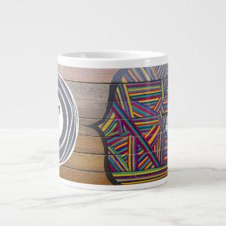 Taza de café de proceso