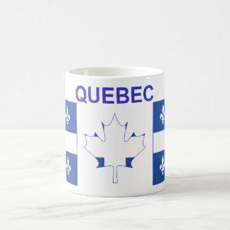 Taza de café de Quebec