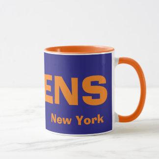 Taza de café de Queens* Nueva York