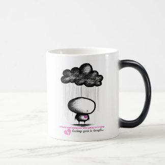 Taza de café de Raincloud