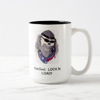 Taza de café de REB