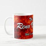 Taza de café de Reno Von Gitbox