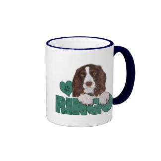 Taza de café de Ringo